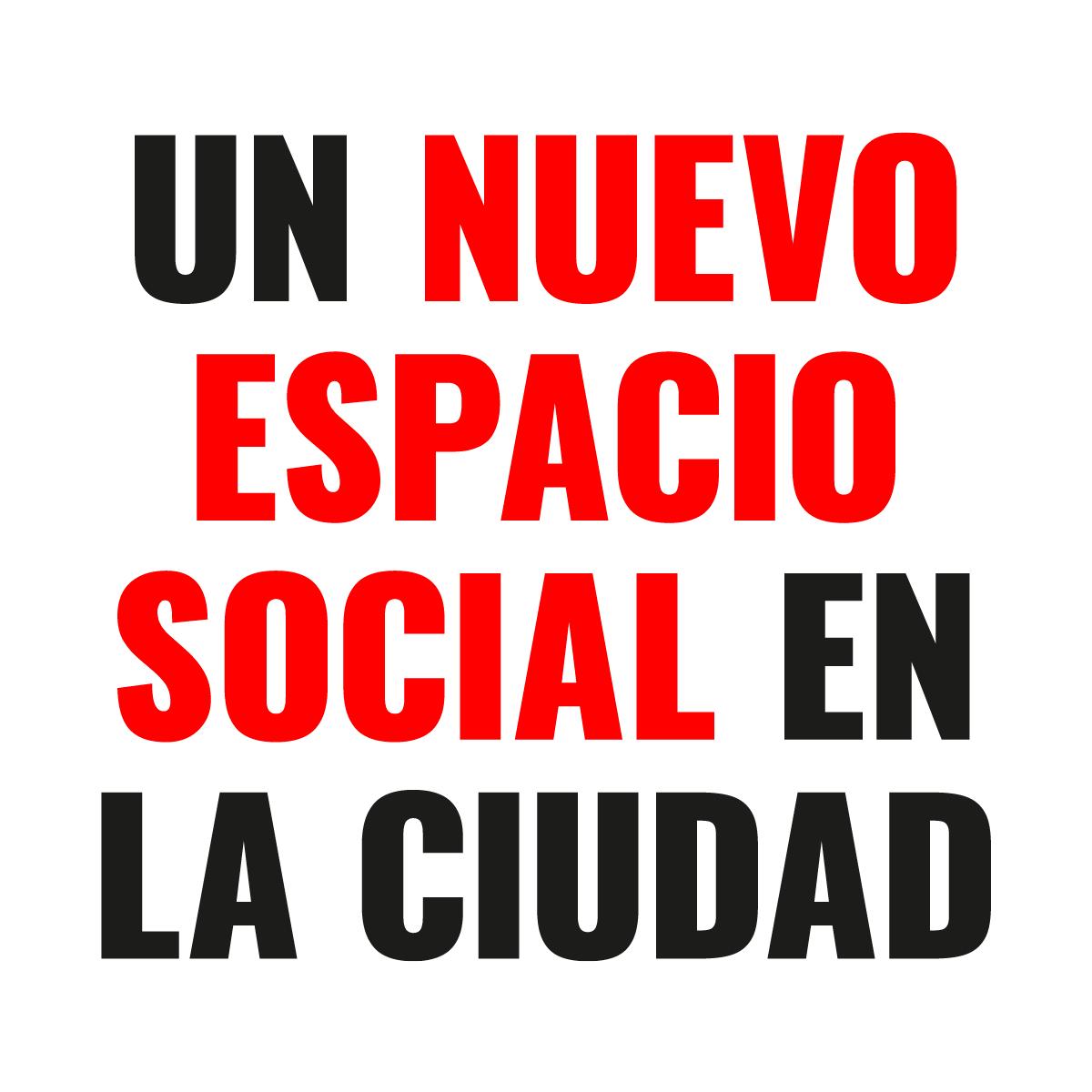 Un nuevo espacio social en Madrid