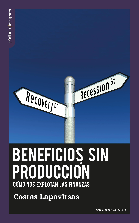 Portada Beneficios sin produccion