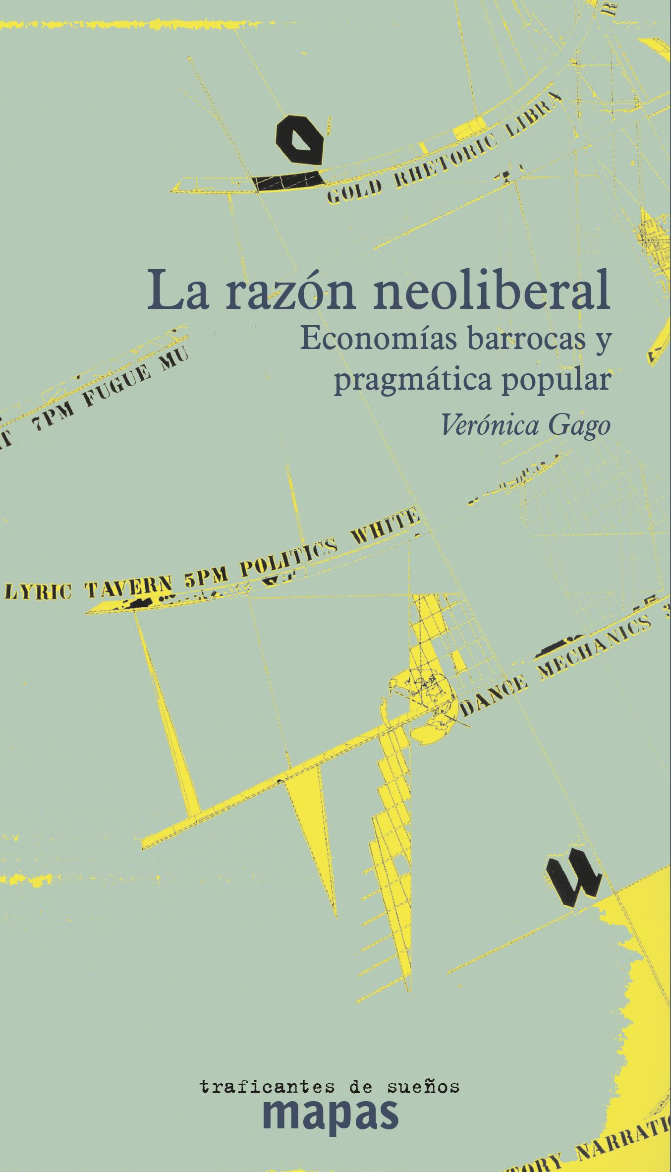 Portada La razón neoliberal