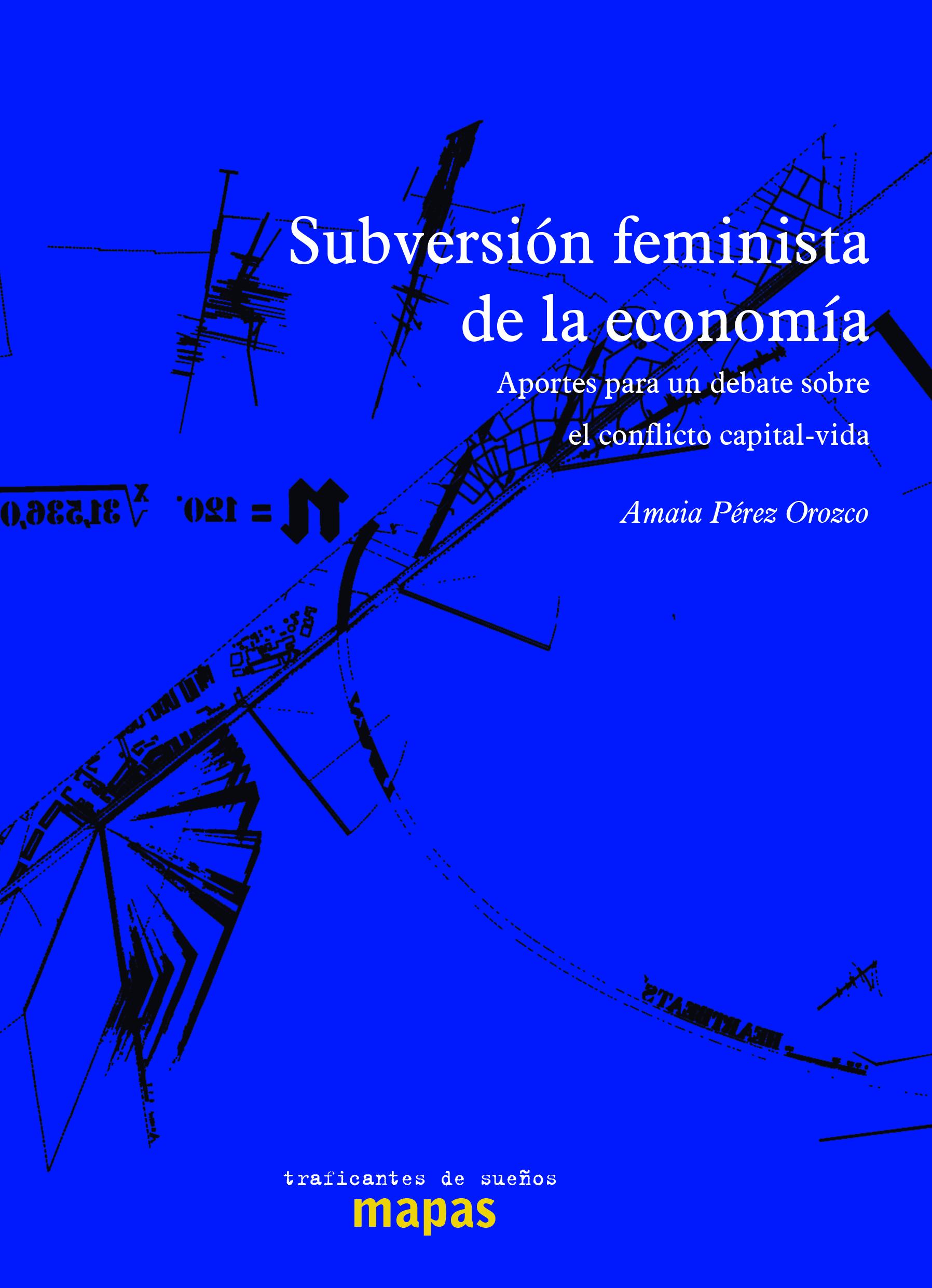 portada subversión feminista de la economía