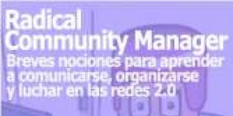 "Imagen ""Radical Community Manager"""