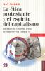 Imagen de cubierta: LA ÉTICA PROTESTANTE Y EL ESPÍRITU DEL CAPITALISMO
