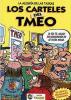 Imagen de cubierta: LOS CARTELES DEL TMEO