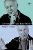 Imagen de cubierta: CONVERSACIONES CON PETER BROOK