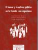 Imagen de cubierta: EL HUMOR Y LA CULTURA POLÍTICA EN LA ESPAÑA CONTEMPORÁNEA