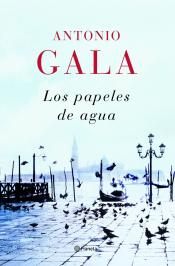 Imagen de cubierta: PAPELES DE AGUA