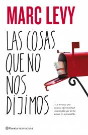 Imagen de cubierta: LAS COSAS QUE NO NOS DIJIMOS