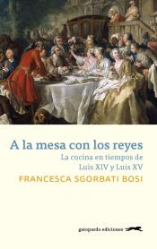 Imagen de cubierta: A LA MESA CON LOS REYES