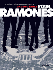 Imagen de cubierta: ONE TWO THREE FOUR RAMONES