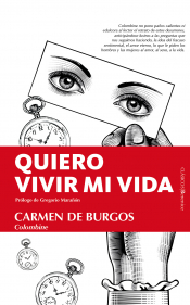 Imagen de cubierta: QUIERO VIVIR MI VIDA