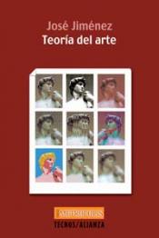 Imagen de cubierta: TEORIA DEL ARTE