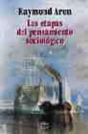 Imagen de cubierta: LAS ETAPAS DEL PENSAMIENTO SOCIOLÓGICO: MONTESQUIEU, COMTE, MARX, TOCQUEVILLE, DURKHEIM, PARETO, WEB