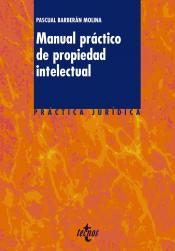 Imagen de cubierta: MANUAL PRÁCTICO DE PROPIEDAD INTELECTUAL
