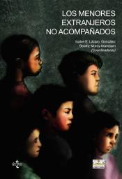 Imagen de cubierta: LOS MENORES EXTRANJEROS NO ACOMPAÑADOS
