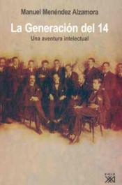 Imagen de cubierta: LA GENERACION DEL 14