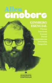 Imagen de cubierta: GINSBERG ESENCIAL