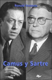 Imagen de cubierta: CAMUS Y SARTRE