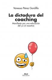 Imagen de cubierta: LA DICTADURA DEL COACHING