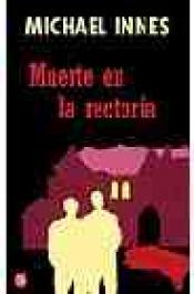 Imagen de cubierta: MUERTE EN LA RECTORIA