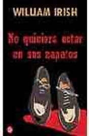 Imagen de cubierta: NO QUISIERA ESTAR EN TUS ZAPATOS