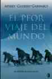 Imagen de cubierta: EL PEOR VIAJE DEL MUNDO