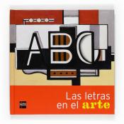 Imagen de cubierta: LAS LETRAS EN EL ARTE
