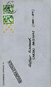 Imagen de cubierta: CARTAS ABISINIAS