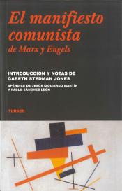 Imagen de cubierta: MANIFIESTO COMUNISTA
