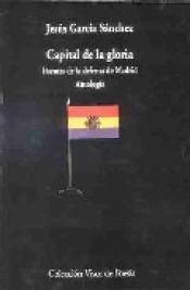 Imagen de cubierta: CAPITAL DE LA GLORIA