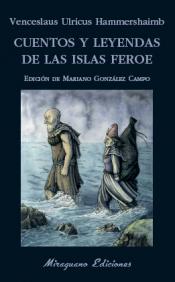 Imagen de cubierta: CUENTOS Y LEYENDAS DE LAS ISLAS FEROE