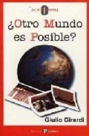 Imagen de cubierta: OTRO MUNDO POSIBLE