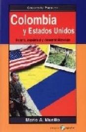 Imagen de cubierta: COLOMBIA Y ESTADOS UNIDOS