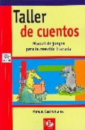 Imagen de cubierta: TALLER DE CUENTOS