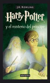 Imagen de cubierta: HARRY POTTER Y EL MISTERIO DEL PRINCIPE