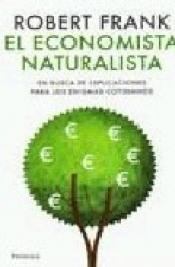 Imagen de cubierta: EL ECONOMISTA NATURALISTA