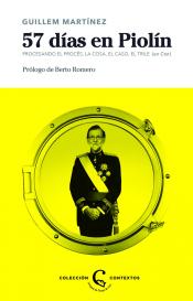 Imagen de cubierta: 57 DÍAS EN PIOLÍN