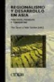 Imagen de cubierta: REGIONALISMO Y DESARROLLO EN ASIA