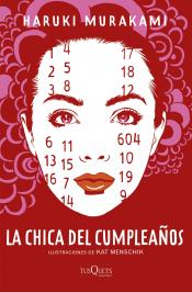 Imagen de cubierta: LA CHICA DEL CUMPLEAÑOS