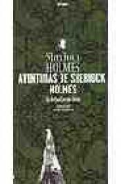 Imagen de cubierta: LAS AVENTURAS DE SHERLOCK HOLMES