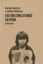 Imagen de cubierta: LOS ROLLING STONES EN PERÚ