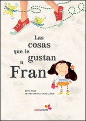 Imagen de cubierta: LAS COSAS QUE LE GUSTAN A FRAN