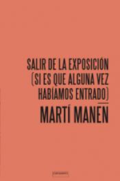 Imagen de cubierta: SALIR DE LA EXPOSICIÓN