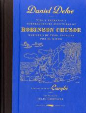 Imagen de cubierta: ROBINSON CRUSOE