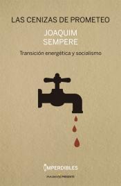 Imagen de cubierta: LAS CENIZAS DE PROMETEO
