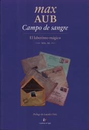 Imagen de cubierta: CAMPO DE SANGRE