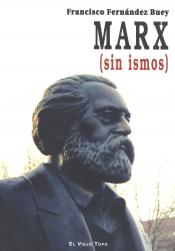 Imagen de cubierta: MARX (SIN ISMOS)