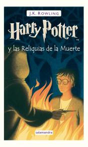 Imagen de cubierta: HARRY POTTER Y LAS RELIQUIAS DE LA MUERTE