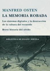 Imagen de cubierta: LA MEMORIA ROBADA