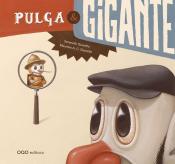 Imagen de cubierta: PULGA Y GIGANTE