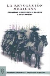 Imagen de cubierta: LA REVOLUCION MEXICANA.